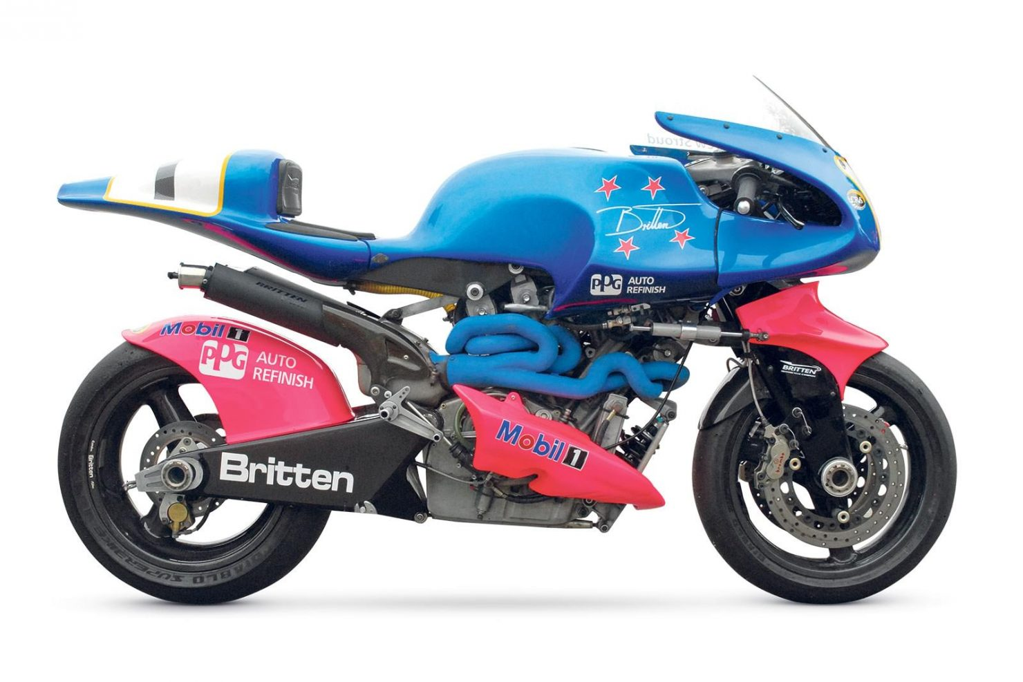 John Britten V1000 1480x987 - Britten - Return to The Island