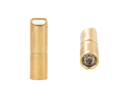 MecArmy Brass EDC Flashlight 450x330 - MecArmy Brass EDC Flashlight