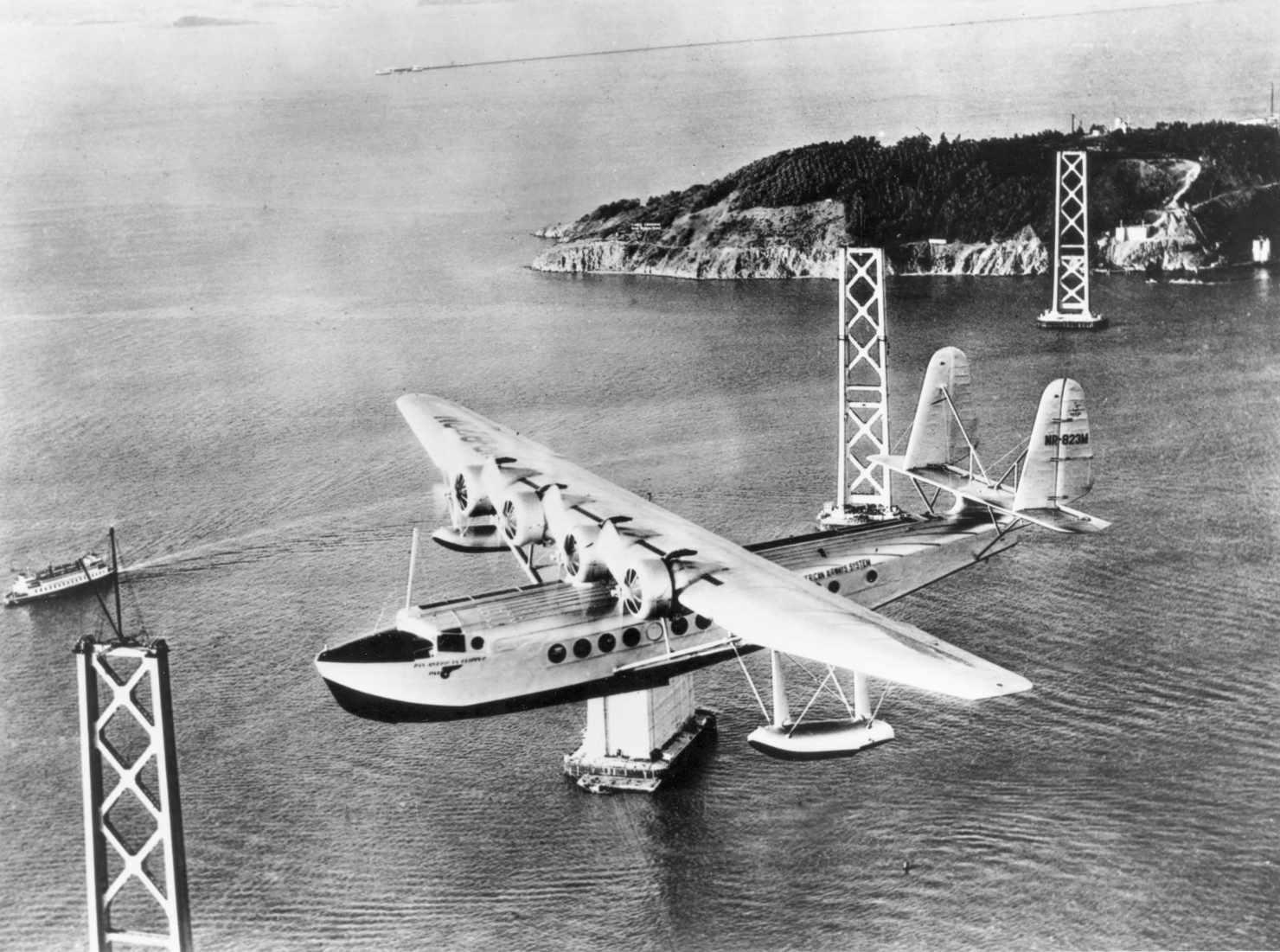 Pan American Airways Sikorsky S 42 1480x1101 - Documentary: Flying the Lindbergh Trail in the Pan Am Clipper