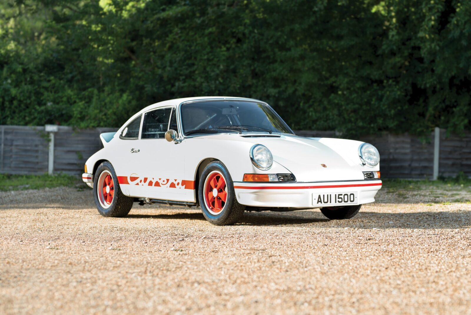 Porsche 911 Carrera RS 2.7 15 1600x1068 - 1973 Porsche 911 Carrera RS 2.7 Lightweight