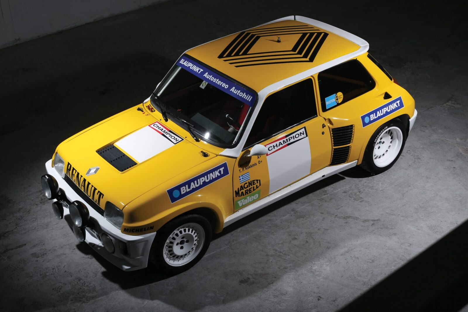 Renault 5 Turbo 10 1600x1067 - 1980 Renault 5 Turbo