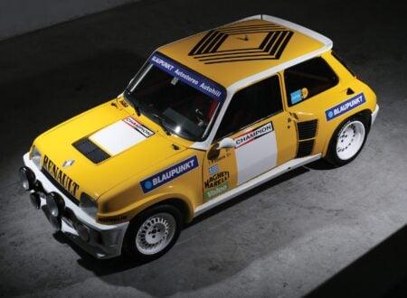 Renault 5 Turbo 10 450x330