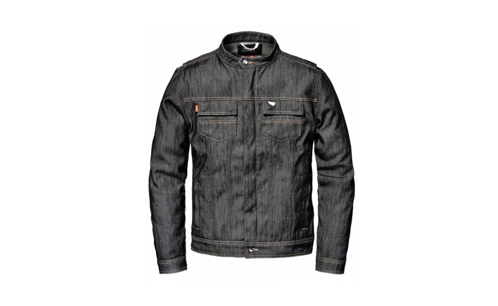 Saint Model 3014 Technical Denim Jacket 1600x984 - Saint Model 3014 Motorcycle Denim Jacket