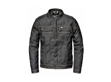 Saint Model 3014 Technical Denim Jacket 450x330 - Saint Model 3014 Motorcycle Denim Jacket