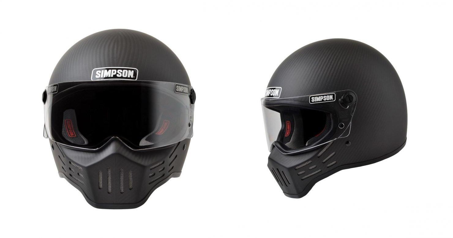 Simpson M30 Bandit Carbon Helmet 1 1480x778 - Simpson M30 Bandit Carbon Helmet