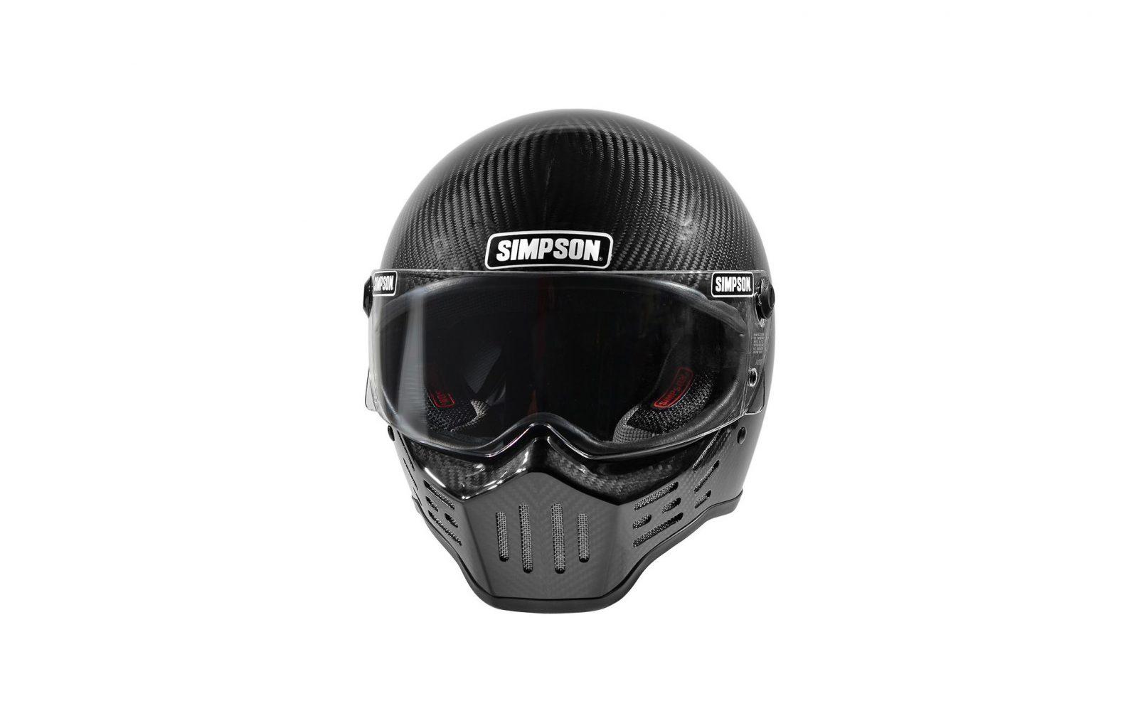Simpson M30 Bandit Carbon Helmet 2 1600x1017 - Simpson M30 Bandit Carbon Helmet