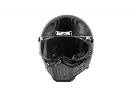 Simpson M30 Bandit Carbon Helmet 2 450x330 - Simpson M30 Bandit Carbon Helmet