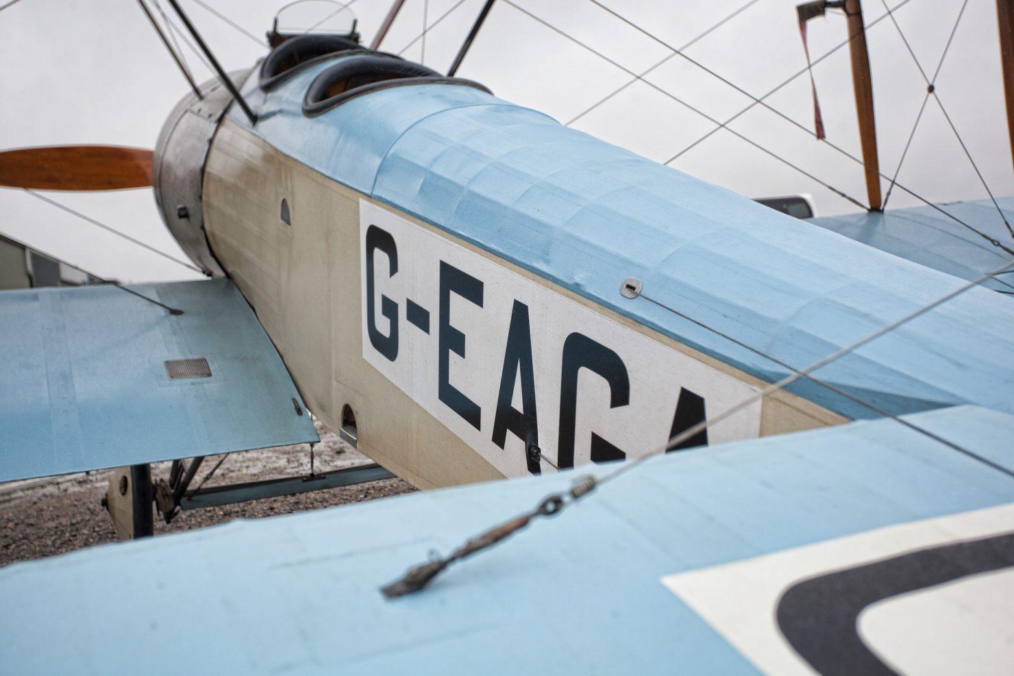 Sopwith Dove Two Seat Biplane 1 1480x987 - Sopwith Dove Biplane