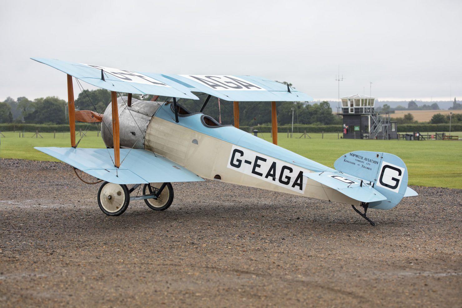 Sopwith Dove Two Seat Biplane 4 1480x987 - Sopwith Dove Biplane
