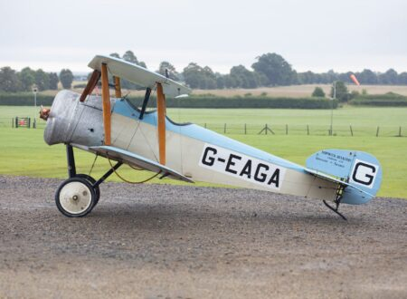 Sopwith Dove Two Seat Biplane 450x330 - Sopwith Dove Biplane