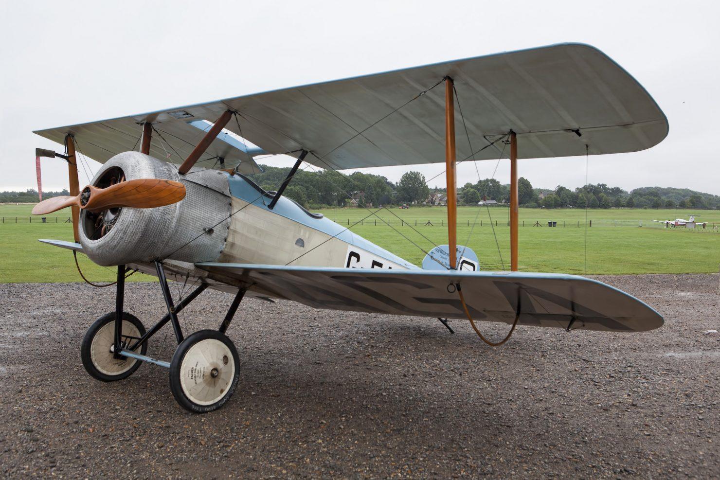 Sopwith Dove Two Seat Biplane 6 1480x987 - Sopwith Dove Biplane
