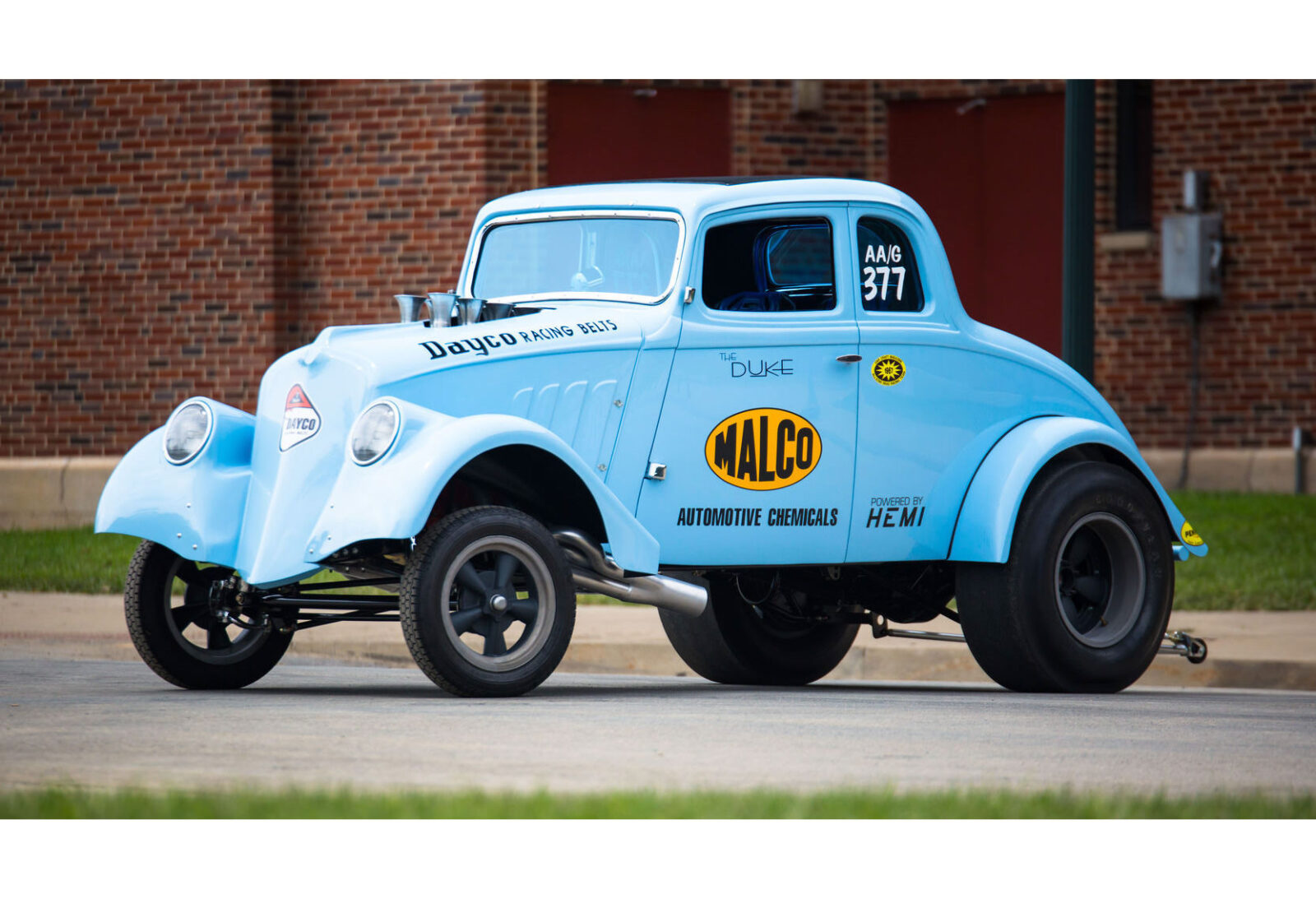 Old Gassers Drag Cars For Sale