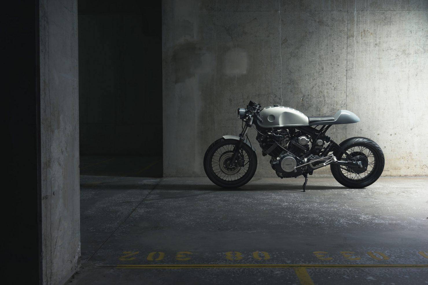 Yamaha Virago XV750 1 1480x987 - Elemental Custom Cycles Yamaha XV750