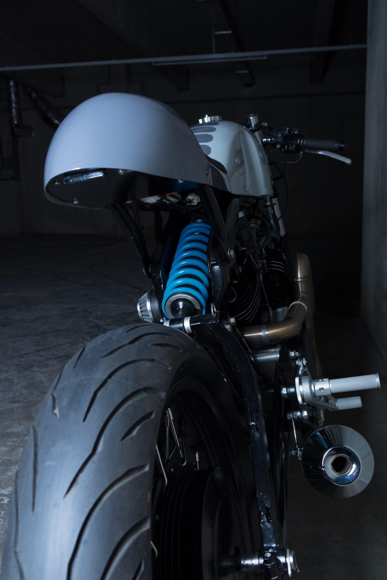 Yamaha Virago XV750 9 1480x2218 - Elemental Custom Cycles Yamaha XV750