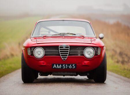 alfa romeo sprint gt veloce 3 450x330 - 1967 Alfa Romeo Sprint GT Veloce