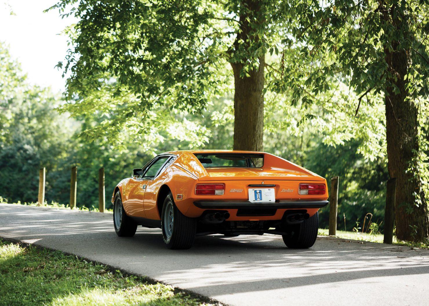 de tomaso pantera 2 1480x1057 - The Last American De Tomaso Pantera