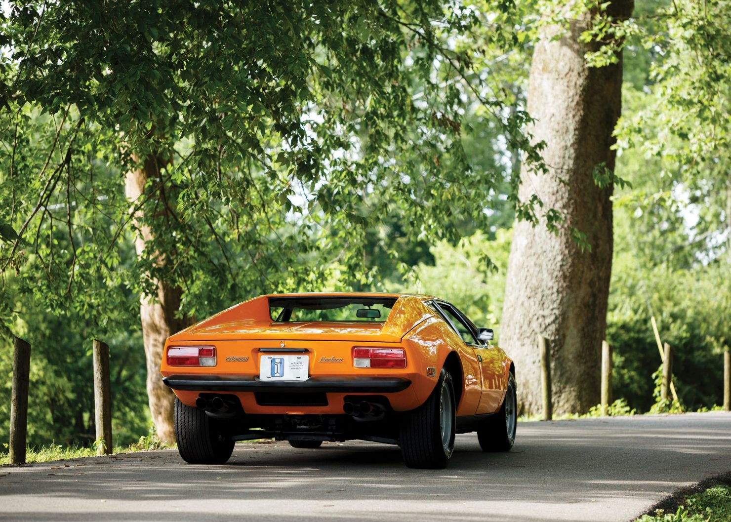 de tomaso pantera 21 1480x1057 - The Last American De Tomaso Pantera