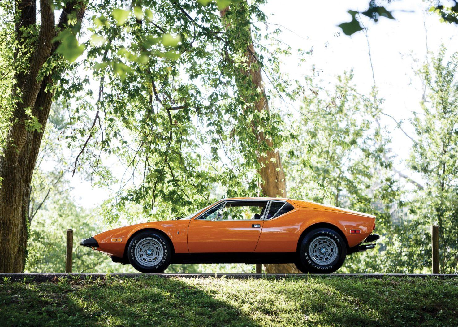 de tomaso pantera 5 1480x1057 - The Last American De Tomaso Pantera