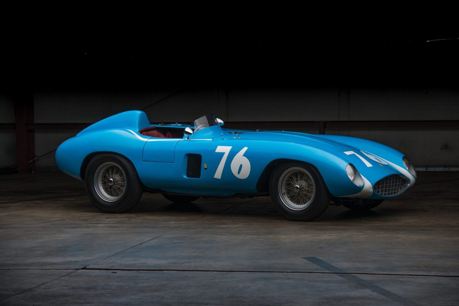 ferrari 121 lm spider 18 1480x988 - 1955 Ferrari 121 LM