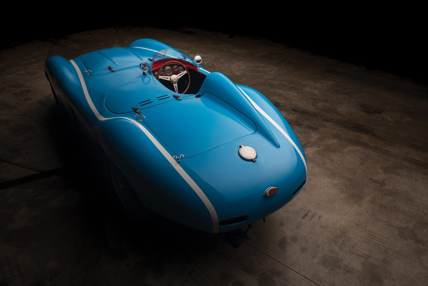 ferrari 121 lm spider 2 1480x988 - 1955 Ferrari 121 LM