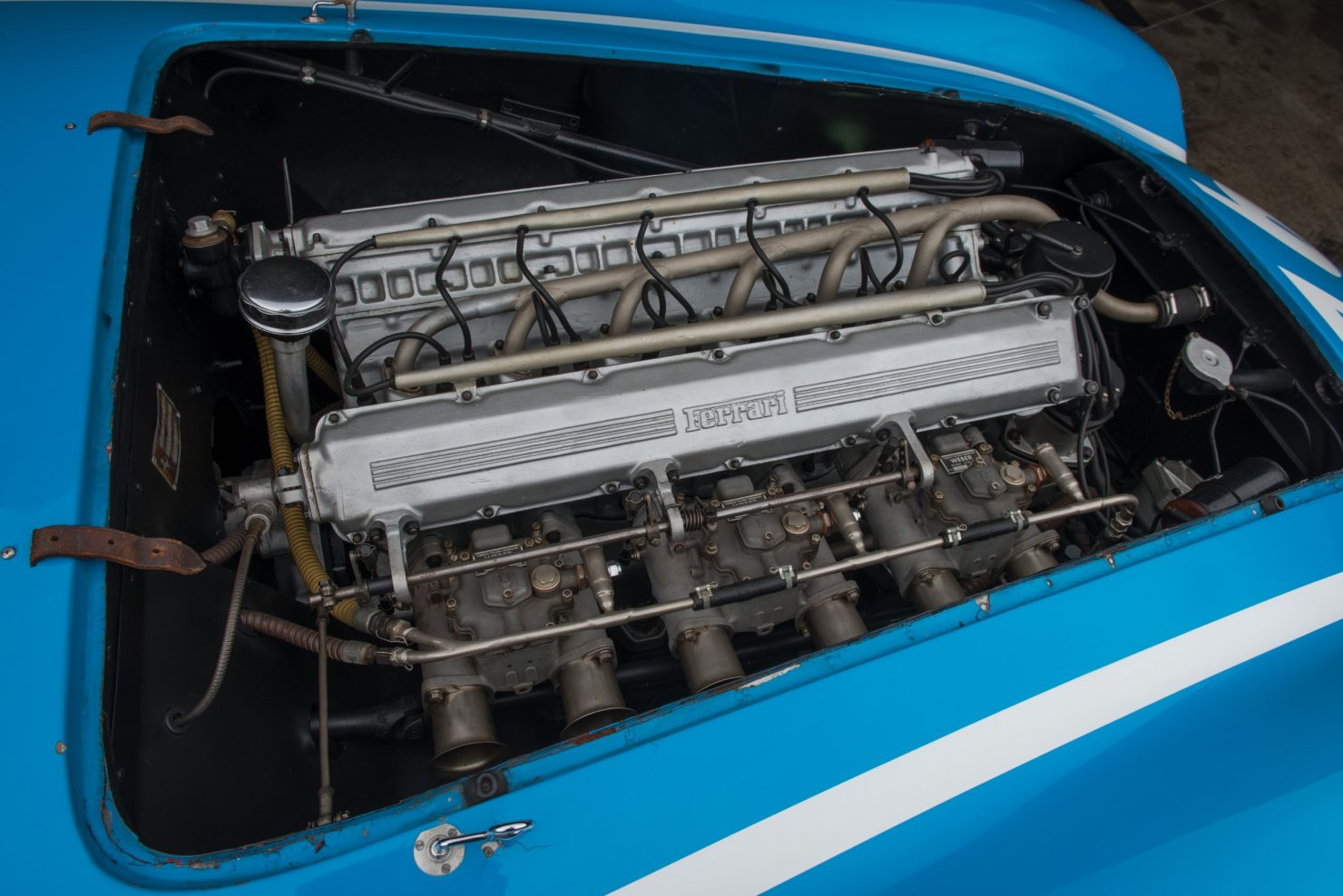 ferrari 121 lm spider 3 1480x988 - 1955 Ferrari 121 LM