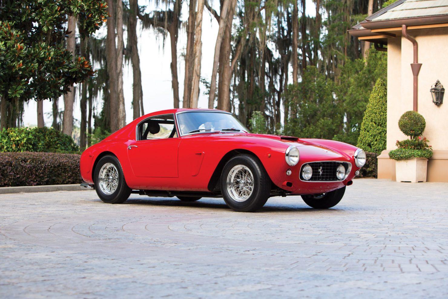 ferrari 250 gt swb car 1 1480x987 - 1960 Ferrari 250 GT SWB Competizione