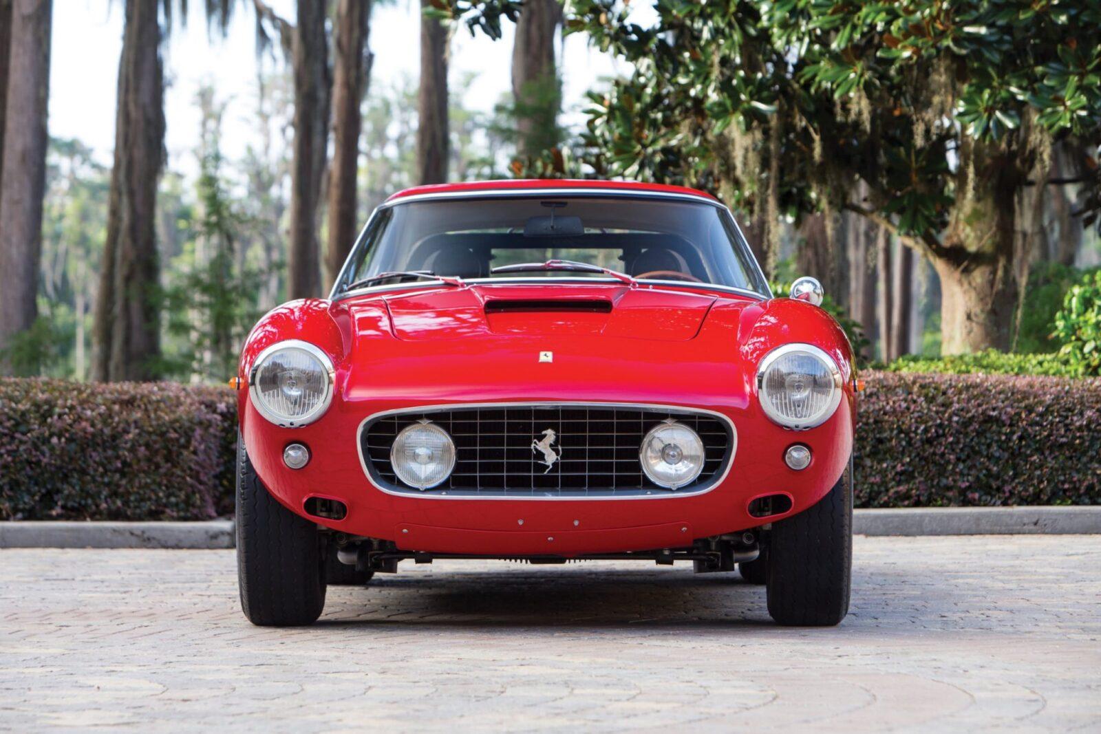 ferrari 250 gt swb car 10 1600x1067 - 1960 Ferrari 250 GT SWB Competizione