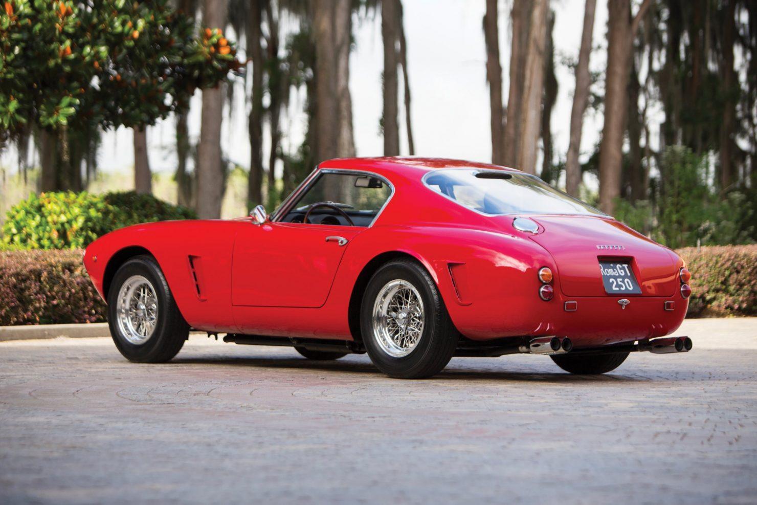 ferrari 250 gt swb car 2 1480x987 - 1960 Ferrari 250 GT SWB Competizione