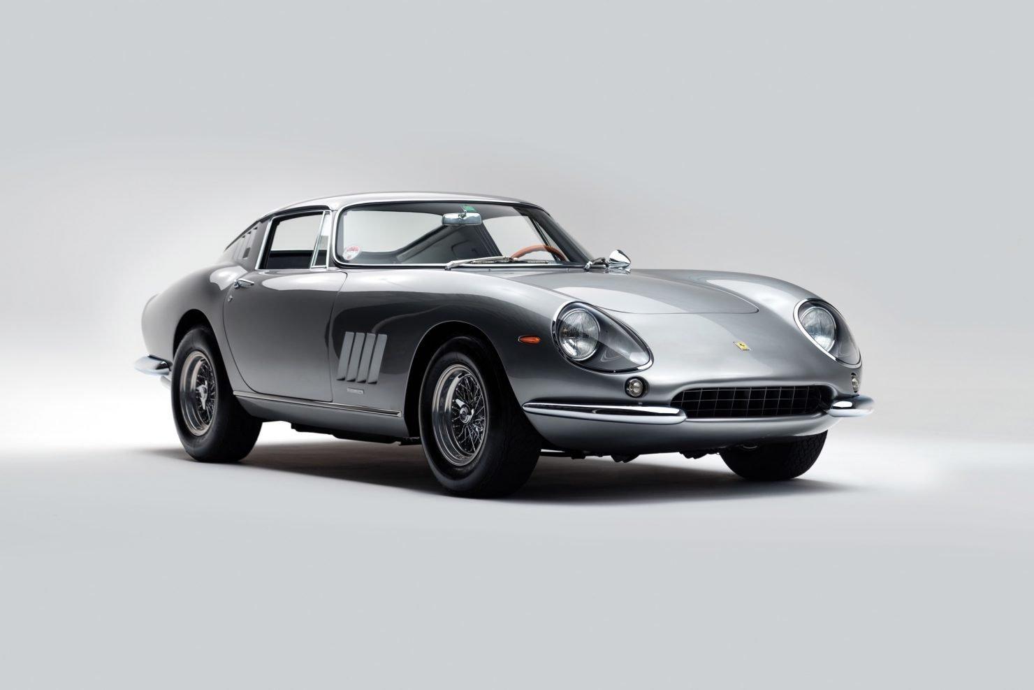 ferrari 275 gtb car 1 1480x987 - 1965 Ferrari 275 GTB/6C Alloy
