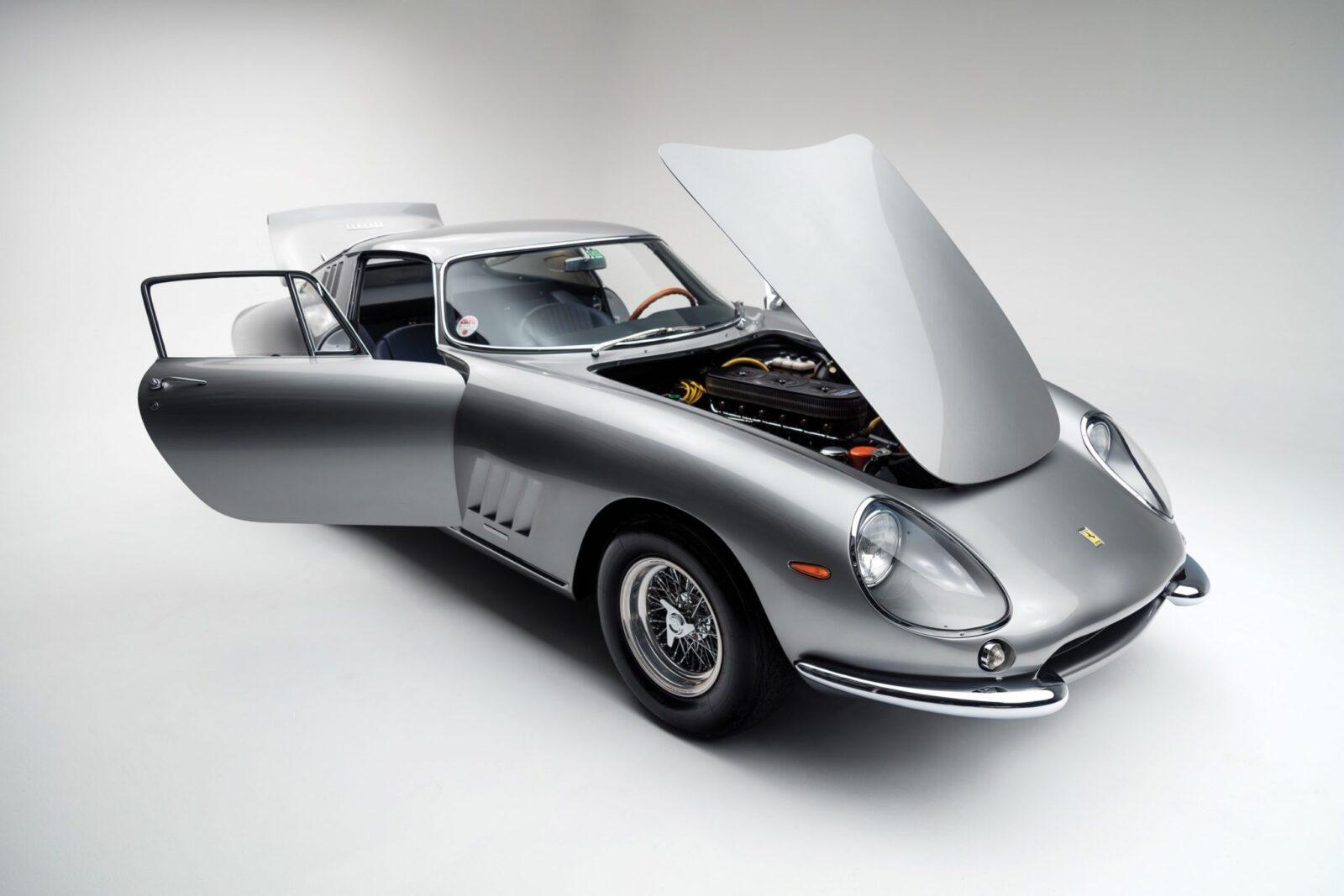 ferrari 275 gtb car 18 1600x1067 - 1965 Ferrari 275 GTB/6C Alloy