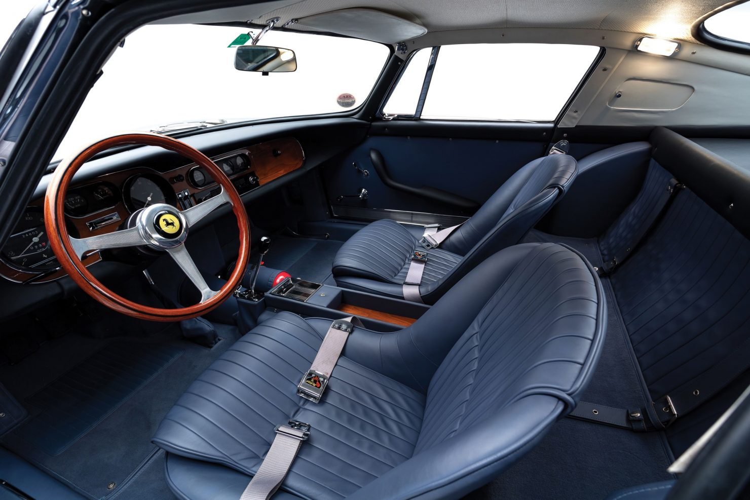 ferrari 275 gtb car 4 1480x987 - 1965 Ferrari 275 GTB/6C Alloy