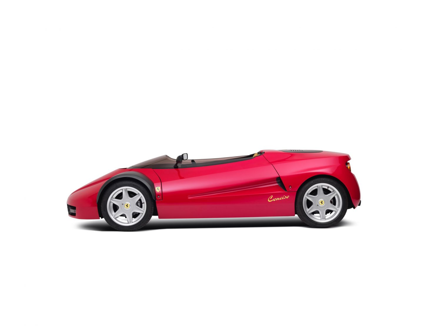ferrari 328 conciso concept car 17 1480x1110 - Only One Ever Made: 1989 Ferrari 328 Conciso