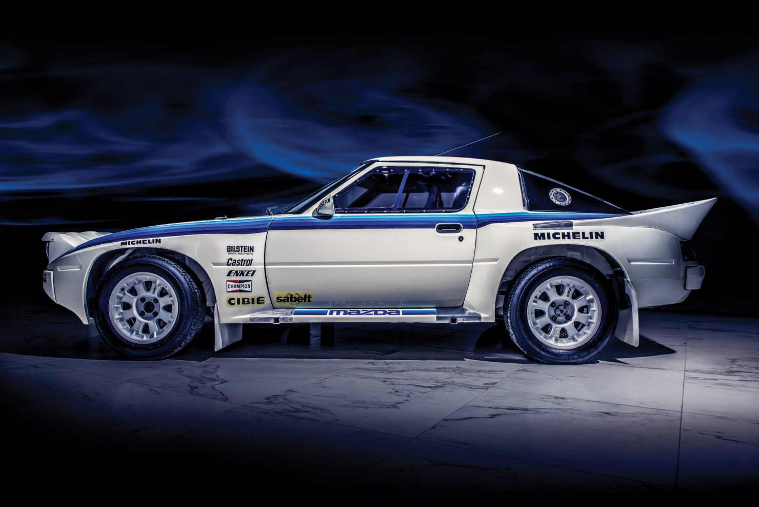 mazda rx7 evo group b 5 1480x988 - 1985 Mazda RX-7 Evo Group B Works Racer