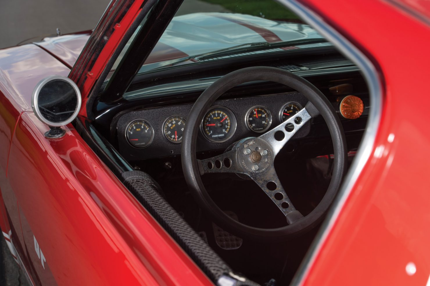 shelby gt350 race car 11 1480x985 - 1966 Shelby GT350 - Period SCCA Race Car