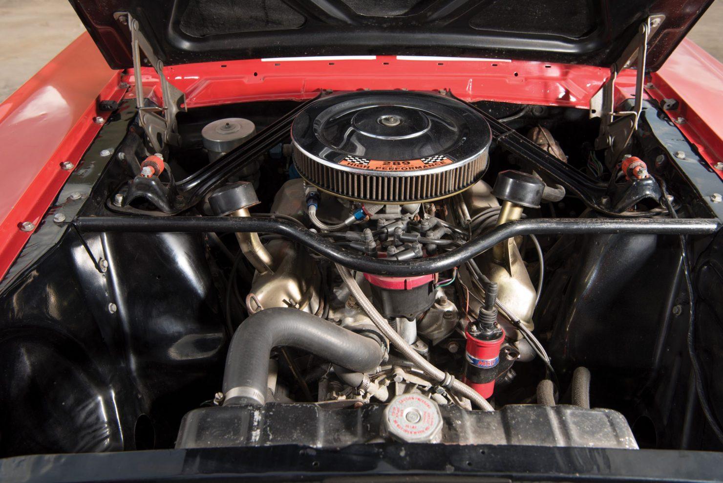shelby gt350 race car 3 1480x988 - 1966 Shelby GT350 - Period SCCA Race Car