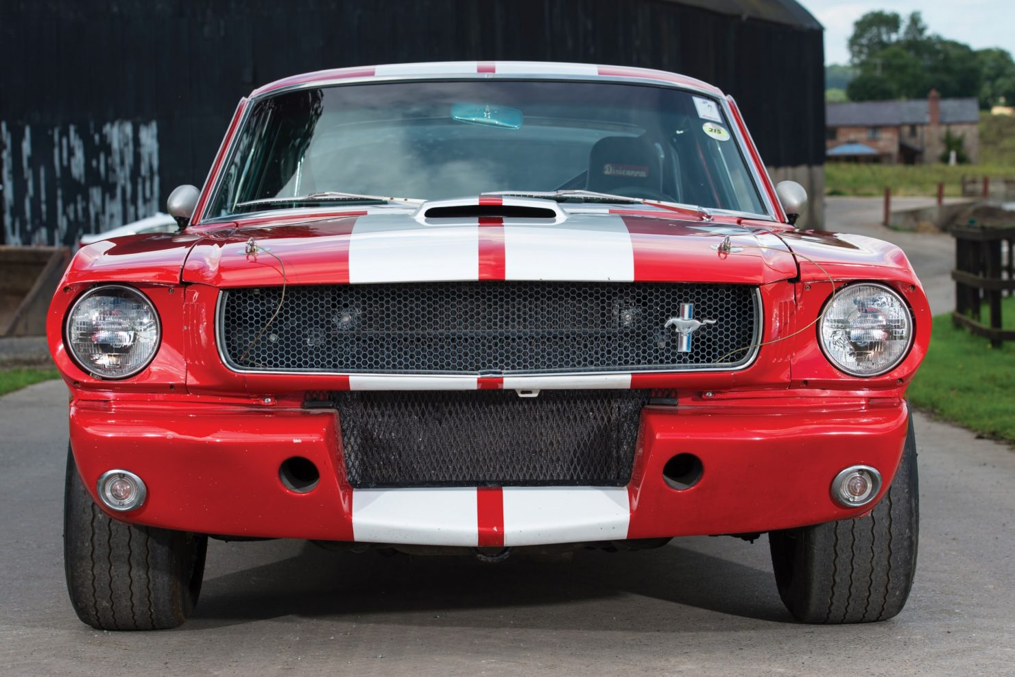 shelby gt350 race car 9 1480x987 - 1966 Shelby GT350 - Period SCCA Race Car