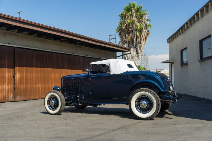 "1932 Ford V8 22Pete Henderson22 Roadster 1 740x493 - 1932 Ford V8 ""Pete Henderson"" Roadster"