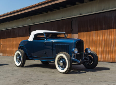 "1932 Ford V8 22Pete Henderson22 Roadster 12 450x330 - 1932 Ford V8 ""Pete Henderson"" Roadster"