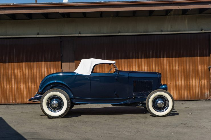 "1932 Ford V8 22Pete Henderson22 Roadster 5 740x493 - 1932 Ford V8 ""Pete Henderson"" Roadster"