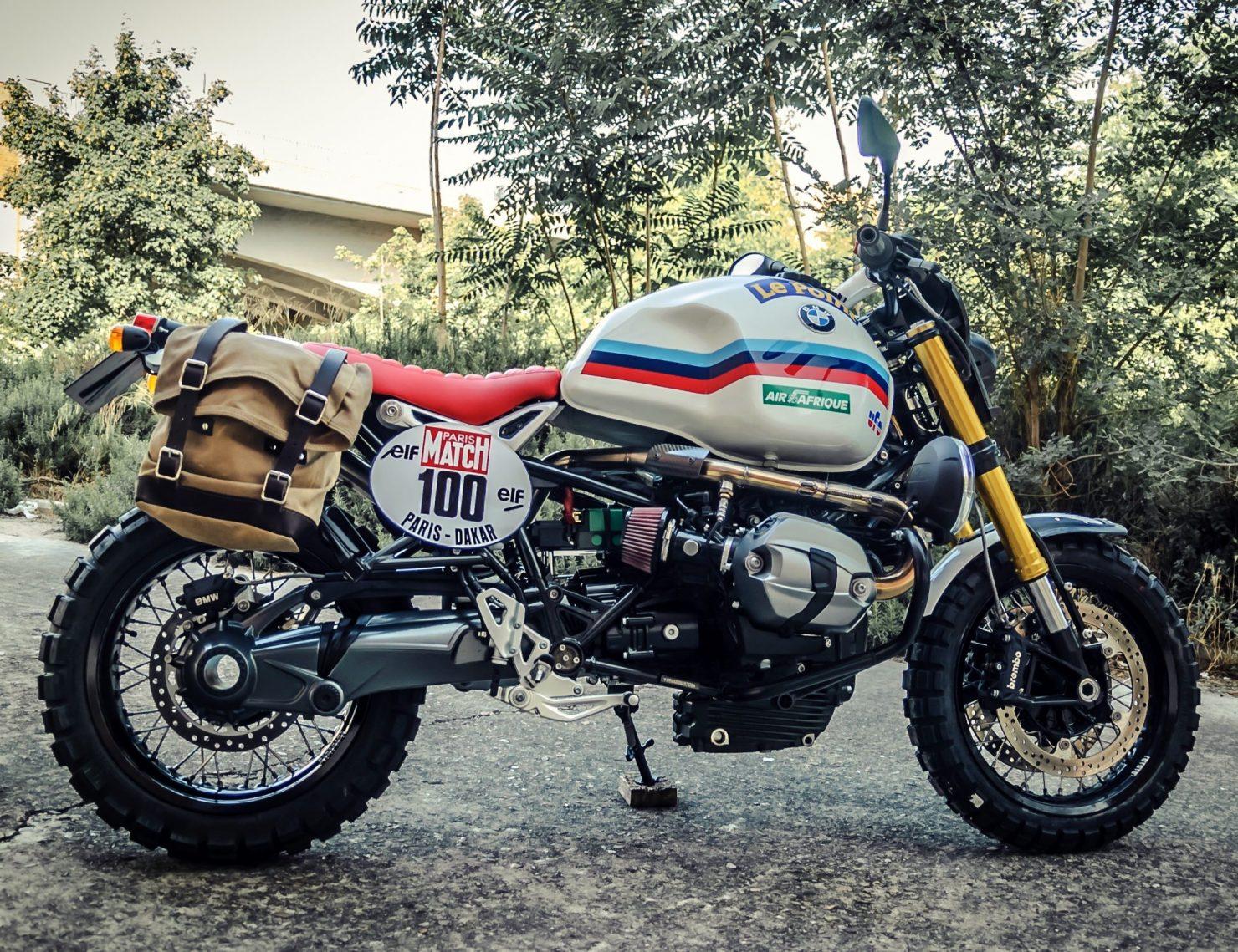 BMW R Nine T Custom Motorbike 1 1480x1139 - XTR Pepo BMW R nineT Paris Dakar