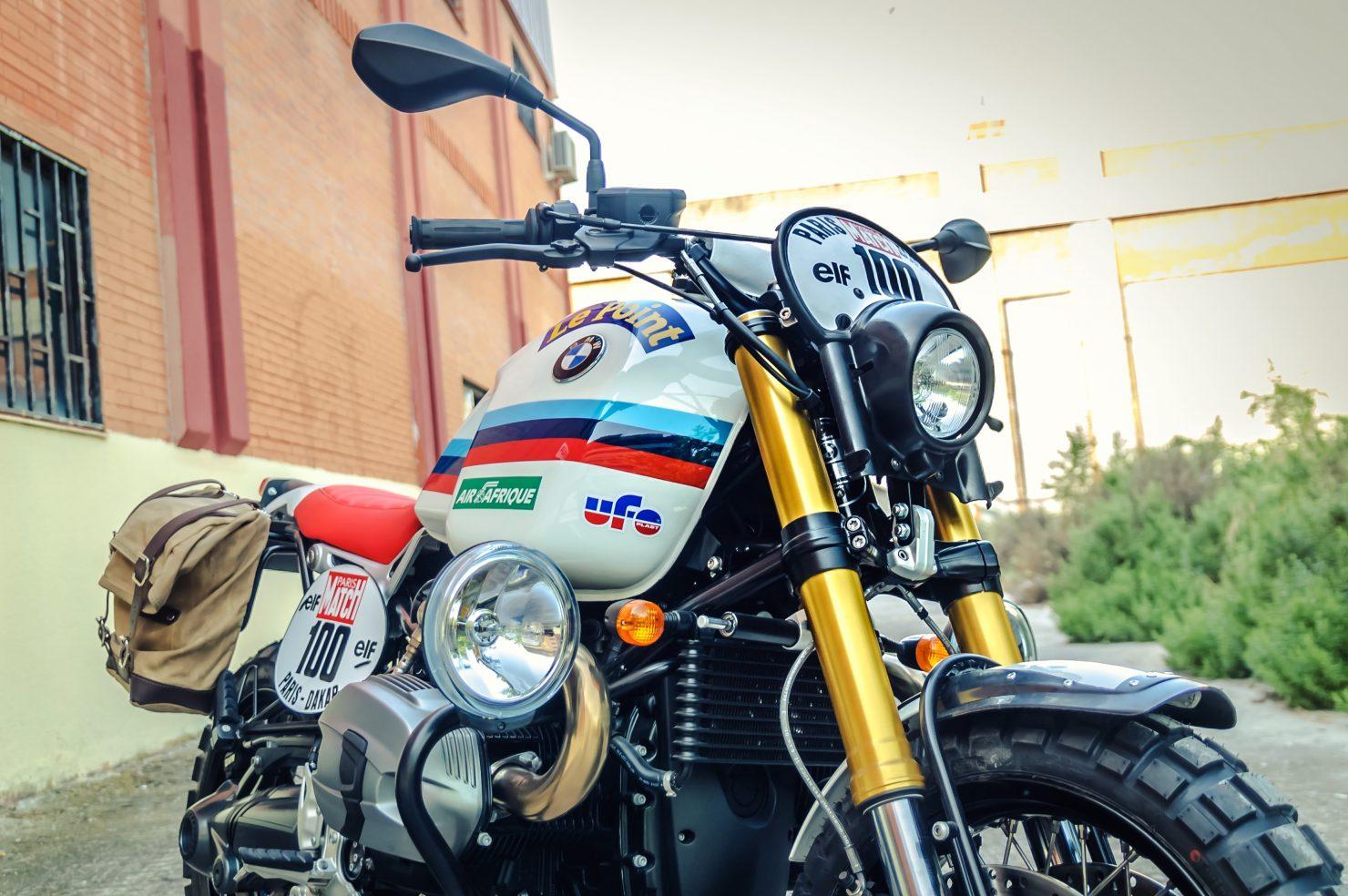 BMW R Nine T Custom Motorbike 13 1480x984 - XTR Pepo BMW R nineT Paris Dakar