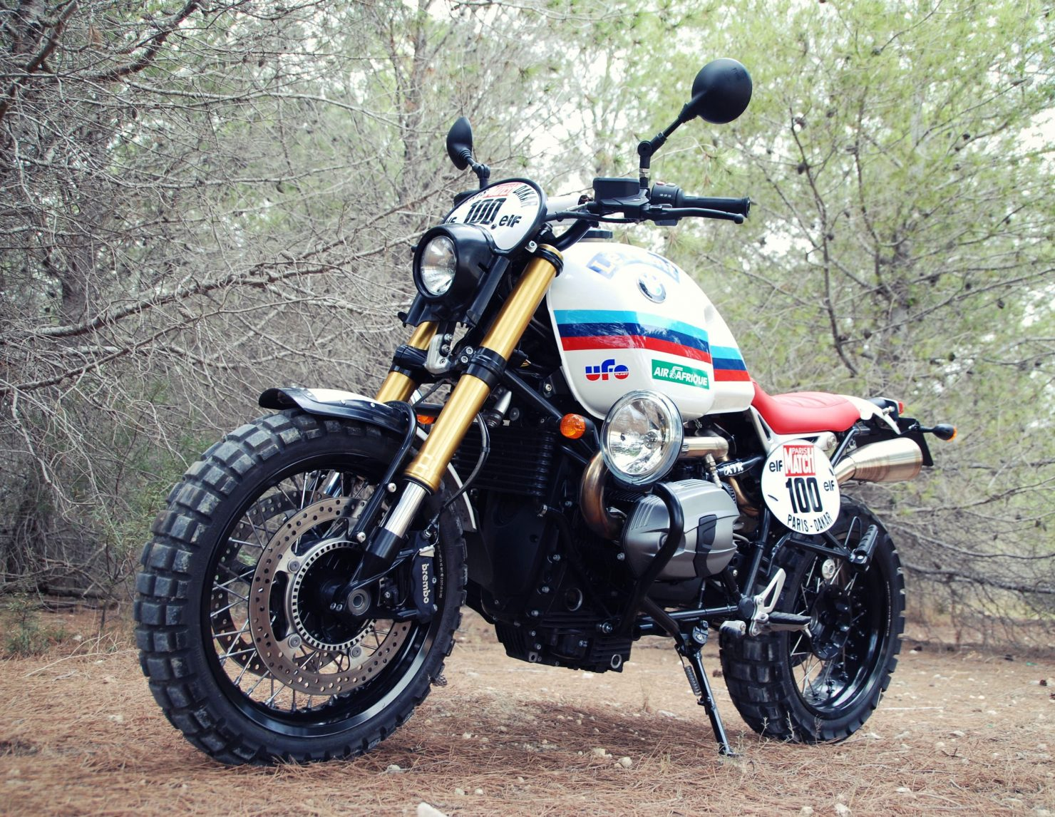 BMW R Nine T Custom Motorbike 1480x1146 - XTR Pepo BMW R nineT Paris Dakar