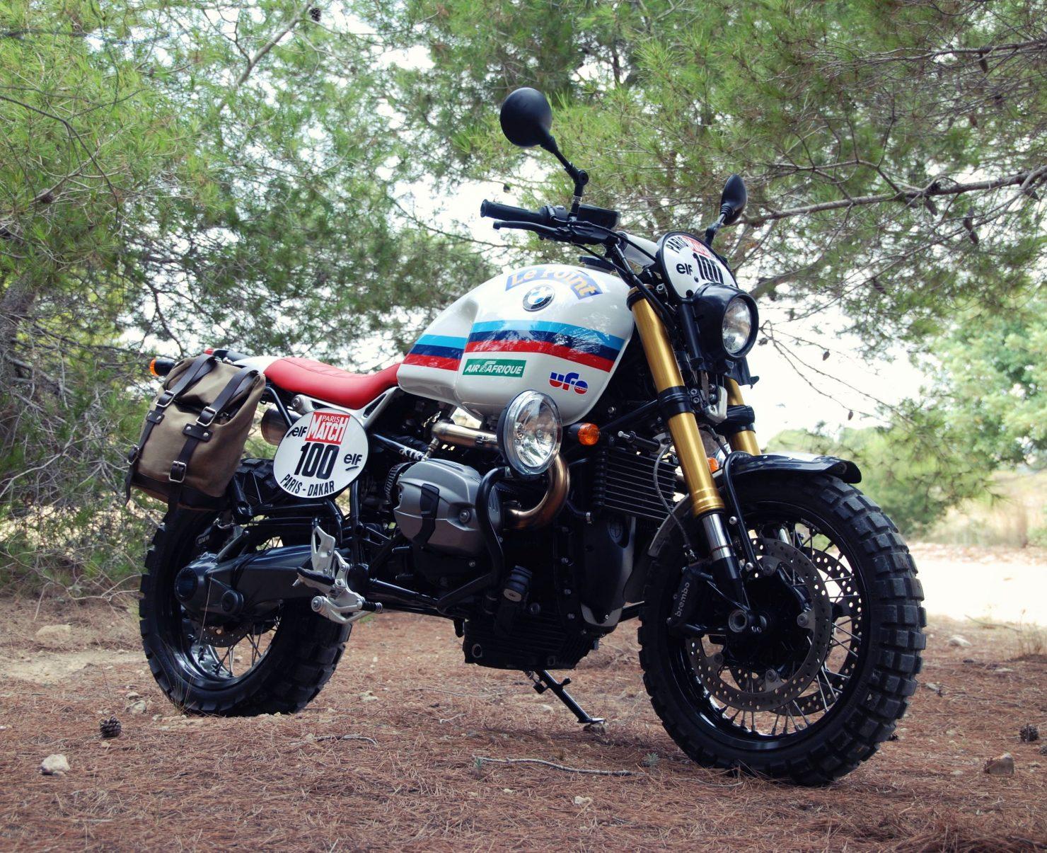 BMW R Nine T Custom Motorbike 17 1480x1205 - XTR Pepo BMW R nineT Paris Dakar