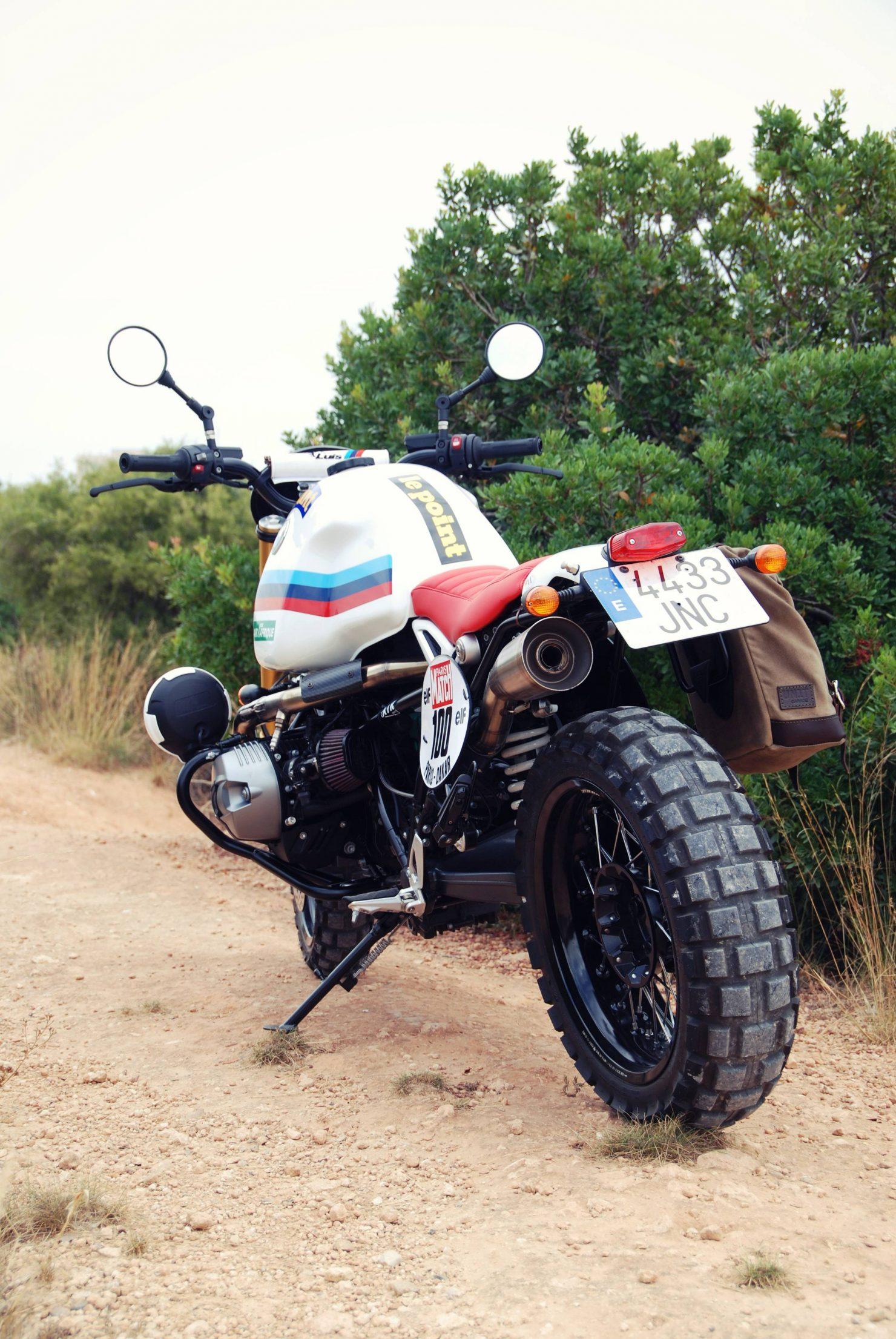 BMW R Nine T Custom Motorbike 18 1480x2211 - XTR Pepo BMW R nineT Paris Dakar