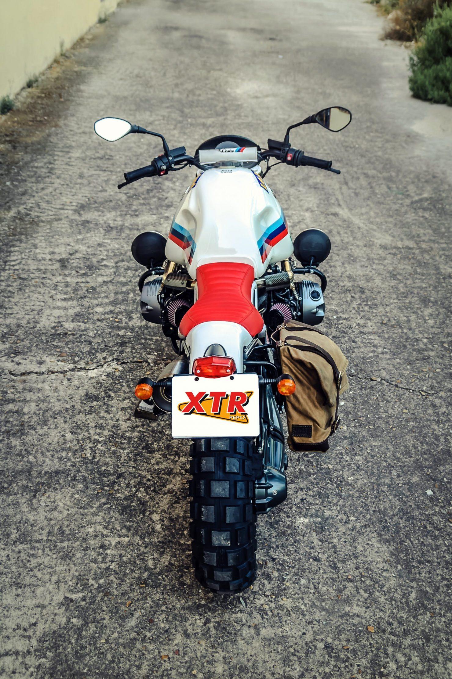 BMW R Nine T Custom Motorbike 4 1480x2226 - XTR Pepo BMW R nineT Paris Dakar