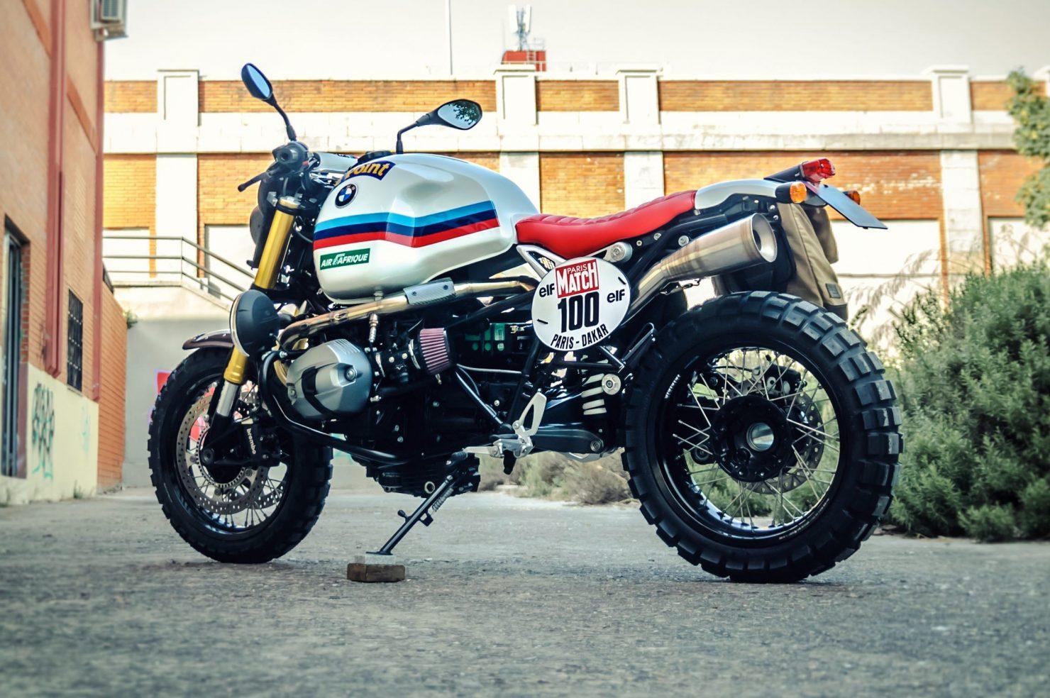 BMW R Nine T Custom Motorbike 5 1480x984 - XTR Pepo BMW R nineT Paris Dakar