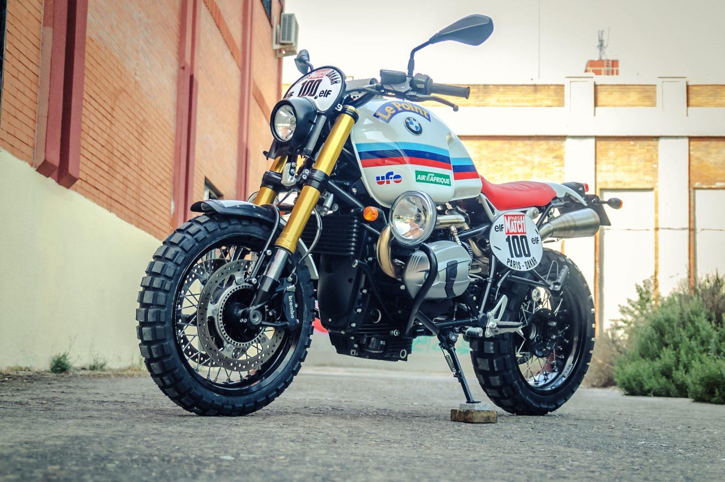 BMW R Nine T Custom Motorbike 8 1480x984 - XTR Pepo BMW R nineT Paris Dakar