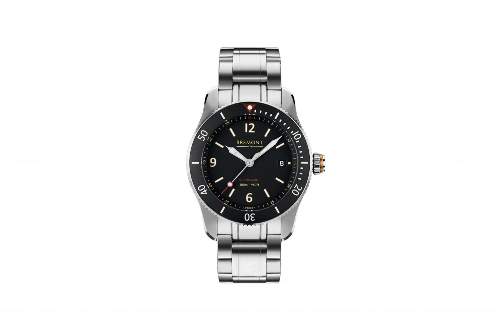 Bremont Supermarine Type 300 Wristwatch 1600x1047 - Bremont Supermarine Type 300 Wristwatch