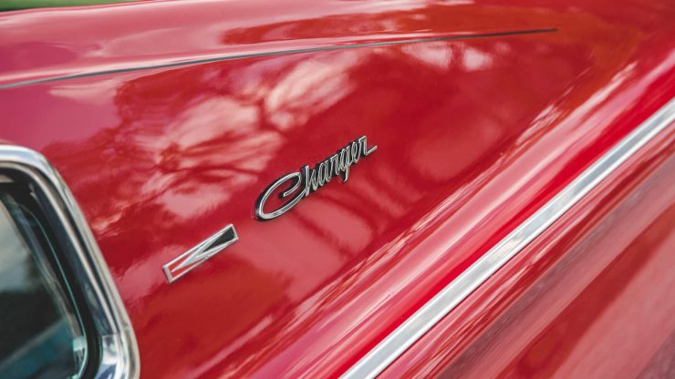 Dodge Hemi Charger 10 740x416 - 1966 Dodge Hemi Charger