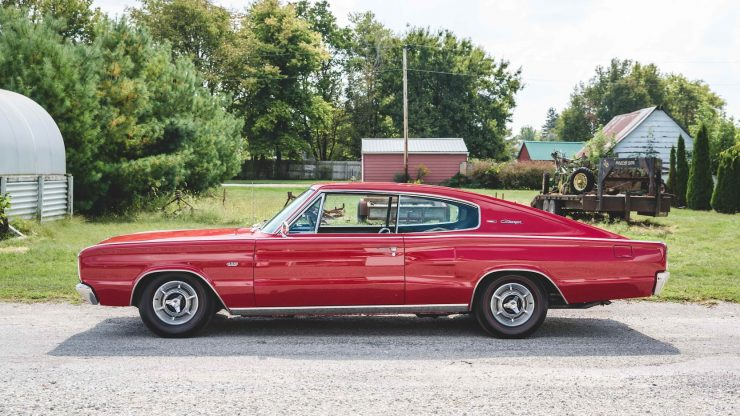 Dodge Hemi Charger 2 740x416 - 1966 Dodge Hemi Charger